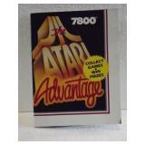 The Atari Advantage 7800 Pamphlet