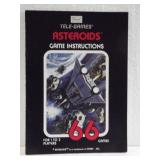 Sears Tele-Games Asteroids - Owners Manual