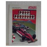 Atari 2600 Pole Position - Owners Manual