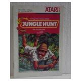 Atari 2600 Jungle Hunt - Owners Manual