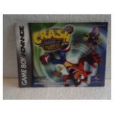 Crash Bandicoot N-Tranceo-Game Boy Advance Manual