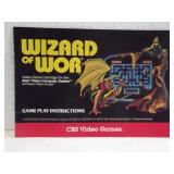 Atari Wizard of Wor - Owners Manual
