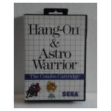 "Sega Combo Cartridge ""HANG ON & ASTRO WARRIOR"""