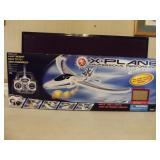 R/C X Plane with Digital Cam System