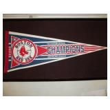 1988 Boston Red Sox American League Champs Penant