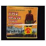 "James Stewart in ""The Man from Laramie"" 8mm Movie"