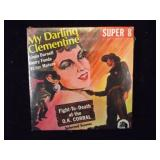 My Darling Clementine  Super 8mm Sealed