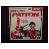 "George C. Scott as ""Patton"" Super 8mm VIntage"
