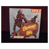 Buffalo Bill Super 8mm Movie Starring Joel Mccrea