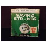 Saving Strokes 8mm Super Movie Stars Sam Strokes
