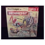 Hennessy A Human Bomb SUper 8mm Movie (New)