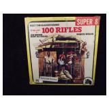 100 Rifles Super 8mm Movie