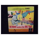 Dumbo Makes the Big Top Super 8mm Color Movie