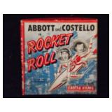 Abbott & Costello in Rocket and Roll, 8mm Movie
