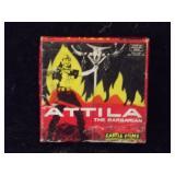 "Attila the Barbarian, 8mm Movie, 3"" Reel"