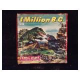 """""""1 Million B.C"""" 8mm Movie, 3"""" Reel"""