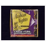 """Arabian Nights 8mm Movie, 3"""" Reel"""