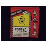 """Popeye in """" Spooky Business"""" 8mm Movie, 3"""" Reel"""
