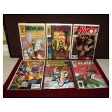 Comic Books Lot of 6