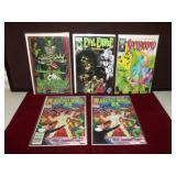 Comic Books Lot of 5