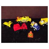Tonka Vehicles & Bobby