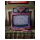 Disney Pink Princess TV - Works