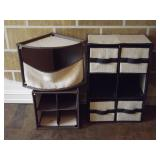 Lot of 3 Organizers