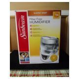 Sunbeam Filter Free Humidifier