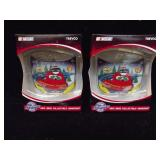 Nascar Sam Bass Collectible Ornament Lot of 2