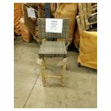Stackable Tatta Barstool - Weave Taupe