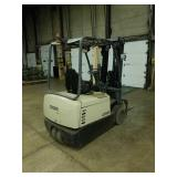 Crown SC 4000 Electric Forklift
