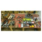 Power tools, Drills & bitts, Saws All, Qty 20+,