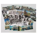 Ephemera - Souvenir Color Photo Cards Zoo Basel+