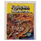 Ringling Bros Barnum & Bailey Souvenir Program 197
