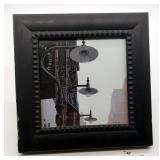 Framed Metro Series Print - Lamps