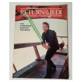 1983 Star Wars Return of the Jedi Story Book