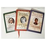(3) Scholastic Books - Oregon Trail Diary, Diary o