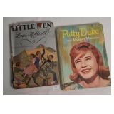 1913 Little Men Louisa M Alcott & Patty Duke and M