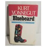 1987 First Trade Edition Bluebeard Novel By Kurt V