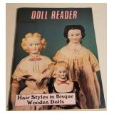 1984 Doll Reader Magazine Hairstyles in Bisque & W