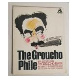 1977 The Groucho Phile Book Wallaby Publishing