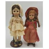 Madame Alexander Rebecca Doll & Plastic Sleepy Eye