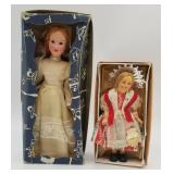 Italian Amanda Doll & Milan 12 Painted Face Doll F