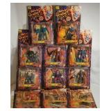 Toy Biz Marvel Comics Ghost Rider Figurines (11)