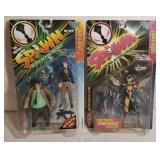 McFarlane Toys Spawn Action Figures Sam & Twitch,