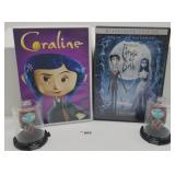 Nightmare Before Christmas Sally Figurines, Corali