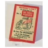 1948 Monkey Links Repair Links w Box