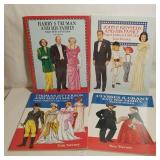 Paper Doll Collection - Truman, Kennedy, Jefferson