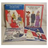 Paper Doll Collection - Andrew Jackson, Comm. Perr