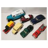 ERTL, Road Champs & Other Diecast Trucks, Marlins
